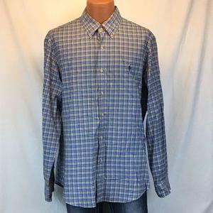 Ralph Lauren Slim Fit Long Sleeve Button Down XL